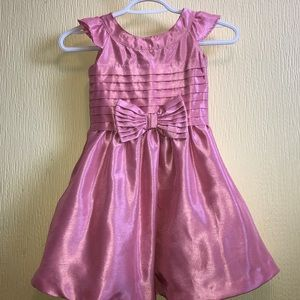 Pink Gymboree Party dress 4T